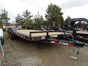 PJ BUGGY HAULER - 5 TON 7 X 20' BED -YOUR LOWEST CANADIAN PRICE London Ontario image 11
