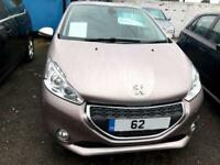 2012 Peugeot 208 1.2 VTi Allure 5dr 5 door Hatchback