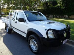 2007 Holden Rodeo RA MY08 LX (4x4) White 5 Speed Manual Spacecab Chermside Brisbane North East Preview