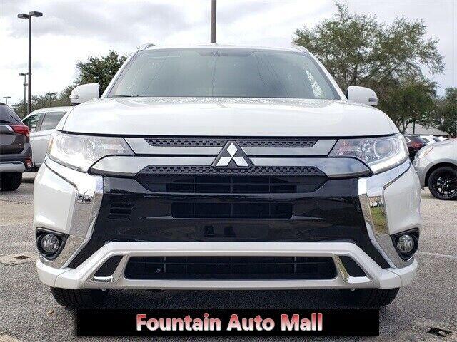 Image 2 Voiture American used Mitsubishi  2019