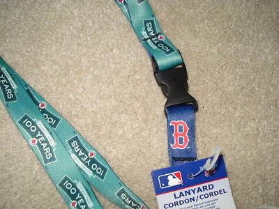 Fenway Park 100 Year Boston Red Sox Lanyard Nice!... segunda mano  Embacar hacia Mexico