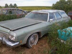 Looking for 1971-76 Oldsmobile sedans, coupes or wagons
