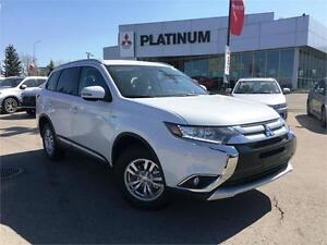 2017 Mitsubishi Outlander SE All Wheel Drive 0% Lease or Finance