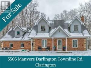 5505 DARLINGTON-MANVE RD Clarington, Ontario
