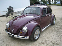 One of a kind Beetle, a true show car full of sound and beauty