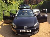 VW Golf S 1.4, 5 Door, Manual, 46k