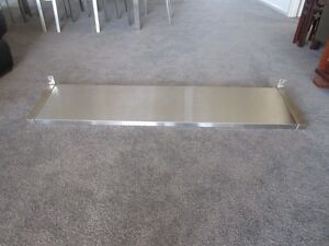 SHELF STAINLESS STEEL Coorparoo Brisbane South East Preview