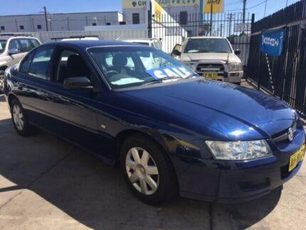 2005 Holden Commodore VZ Executive Blue 4 Speed Automatic Sedan Lidcombe Auburn Area Preview