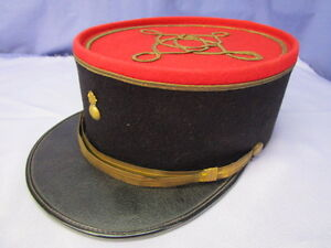 how to make a kepi cap