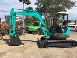 Excavator Kobelco SK45 SR-2 Toronto Lake Macquarie Area Preview