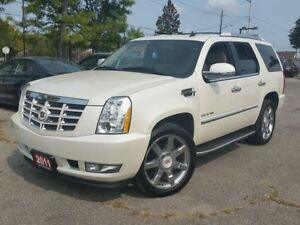 2011 Cadillac Escalade LUXUARY PKG WITH DVD, NO ACCIDENTS ONTARI