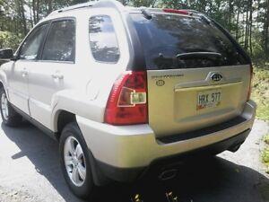 2010 Kia Sportage SUV, Crossover