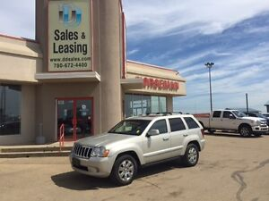 2010 Jeep Grand Cherokee Limited Leather/Sunroof $9987