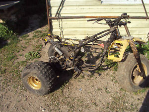 STILL LOOKING FOR OLD SLEDS & ATV'S -ATC'S
