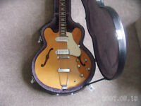 Epiphone Casino Plus Hard Case EXCELLENT CONDITION