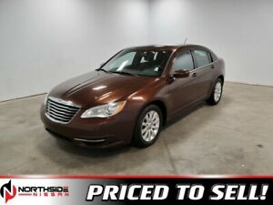 2013 Chrysler 200 LX Accident Free,  Bluetooth,