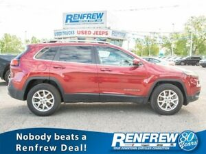 2017 Jeep Cherokee 4WD North V6 FLASH SALE!, Trailer Tow Group,