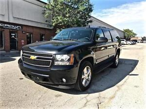 2012 Chevrolet Suburban LTZ, LEATHER, SUNROOF, NAVIGATION, DVD