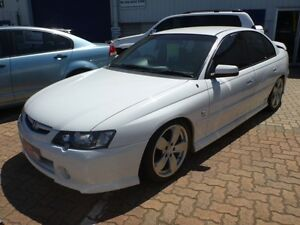 HOLDEN COMMODORE SS VYII 5.7L V8 WHITE AUTOMATIC 4D SEDAN Gepps Cross Port Adelaide Area Preview
