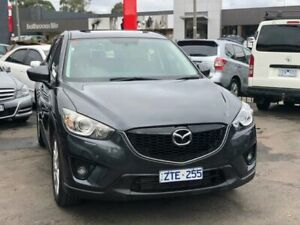 2013 Mazda CX-5 MY13 Akera (4x4) Grey 6 Speed Automatic Wagon Burwood Whitehorse Area Preview