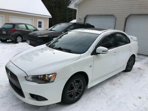 2015 Lancer SE Limited AWD Price negotiable& Financing available