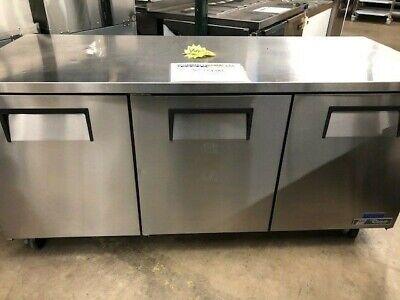 True Tuc-72 - 72 Undercounter Refrigerator - Scratch Dent