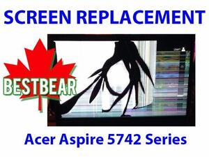 Screen Replacment for Acer Aspire 5742 Series Laptop