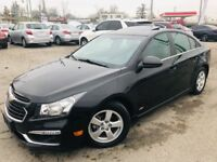 2016 Chevrolet Cruze LT RS PKG / SUNROOF / ONLY 68KM Cambridge Kitchener Area Preview