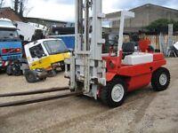 LINDE H70DW Forklift 7000KG Lift, Long Forks, 6 CY Deutz Engine, Very Tidy
