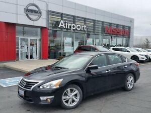 2014 Nissan Altima 2.5 SV LOADED,NAVI,ROOF,ALLOY,