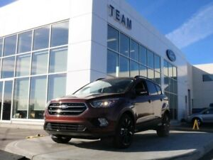 2018 Ford Escape TITANIUM, 400A, SYNC3, NAV, PANORAMIC VISTA ROO