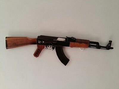 1:1 Scale Lifesize AK47 Assault Rifle Gun Handcraft DIY Paper Mode Kit