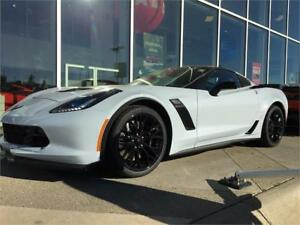 2019 Chevrolet Corvette Z06 2LZ Delivered in a Enclosed Trailer