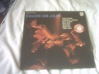 Vinyl LP Focus On Jazz - Various Artists