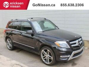 2015 Mercedes-Benz GLK-CLASS GLK 350: LEATHER, NAVIGATION, 4 MAT