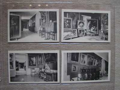 FRANCE - CHATEAU DE VILLANDRY - LOT 10 CARTES POSTALES ANCIENNES