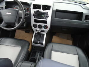 2008 JEEP PATRIOT SPORT-LEATHER--ONE OWNER---106,000KM Edmonton Edmonton Area image 12