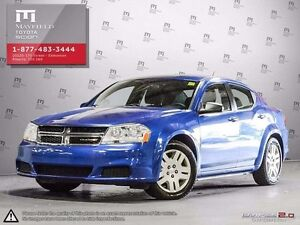 2014 Dodge Avenger Standard package
