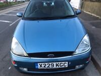 AUTOMATIC FORD FOCUS GHIA 1.6 DRIVES SUPER. QUITE AND SMOOTH MOT TILL DECEMBER
