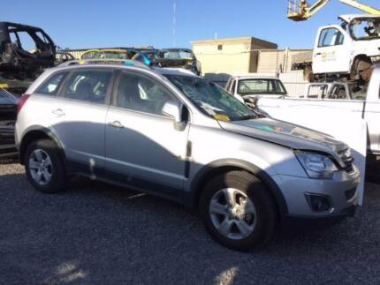 2011 HOLDEN CAPTIVA WAGON - NOW WRECKING Wingfield Port Adelaide Area Preview