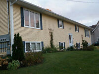 2-bedroom heated apartment Shediac - centrally located