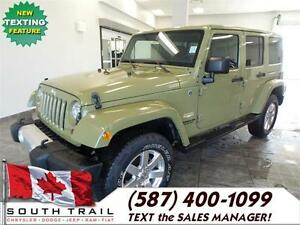 2013 Jeep Wrangler Unlimited Sahara MARCH MADNESS SALE!