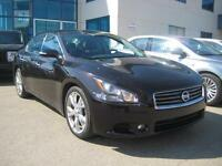 2012 Nissan Maxima 3.5 SV, Leather, Navi, Pay $138/Biweekly