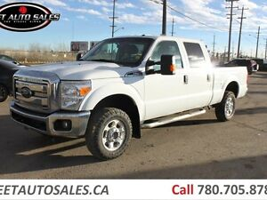 2013 Ford F-250 XLT 4x4 Super Crew Short Box