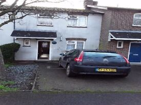 2 bed house to exchange for 1/2 property KENT
