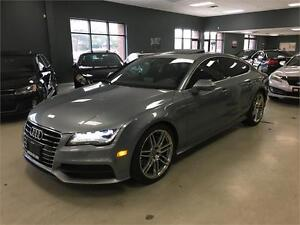 2013 Audi A7 3.0 Premium**S-LINE**ONE OWNER**NO ACCIDENTS**