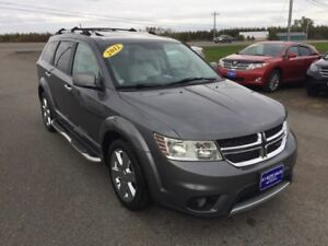 2012 Dodge Journey AWD 4dr R/T  7 PASSENGER V6