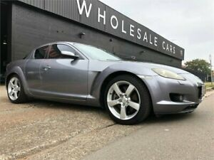 2003 Mazda RX-8 FE1031 6 Speed Manual Coupe