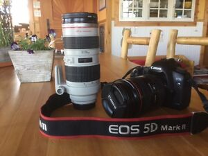 Canon EOS 5D Mark II for sale
