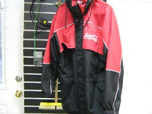 Coca Cola Jacket Kitchener / Waterloo Kitchener Area image 1